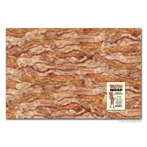 "Bacon Gift Wrap 2-Pack (20""x30"")"