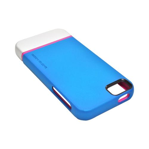 Made for Apple iPhone SE / 5 / 5S  Case, Body Glove [Teal/ Silver/ Pink]  Dual Layer Case by Body Glove