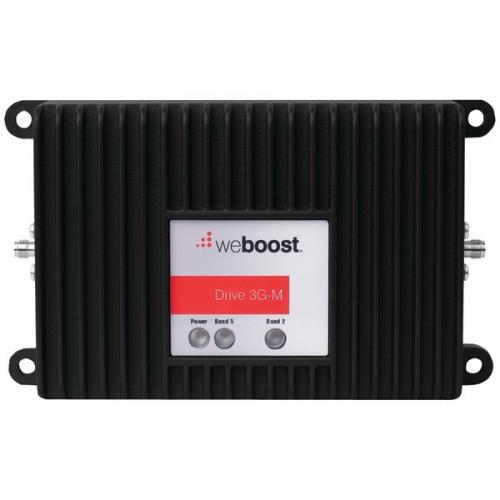 WEBOOST Drive Mobile 3G-M 50dB Cellular Signal Booster Kit - FCC Approved