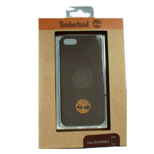 Made for Apple iPhone SE / 5 / 5S  Case, Timberland [Brown] Newmarket Collection Bio-Degradable Sandblasted Case by Timberland