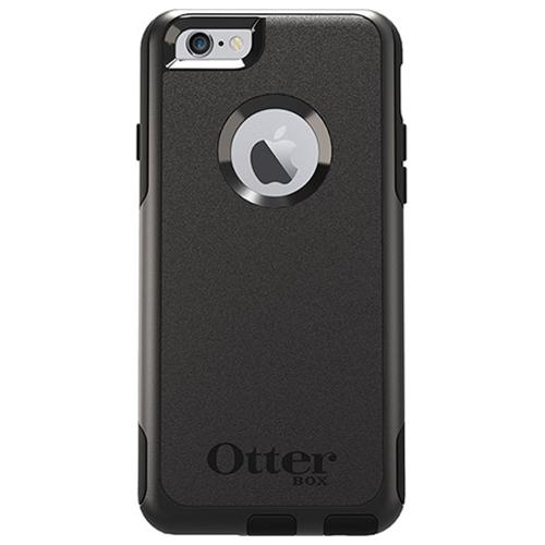 Apple iPhone 6/6S (4.7 inch) Case, Otterbox [Black] Commuter Series Hybrid Hard Cover Case w/ Screen Protector