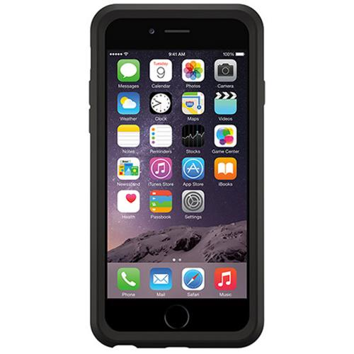 OtterBox Symmetry Hard Cover Case for Apple iPhone 6 (4.7 inch) [Black]