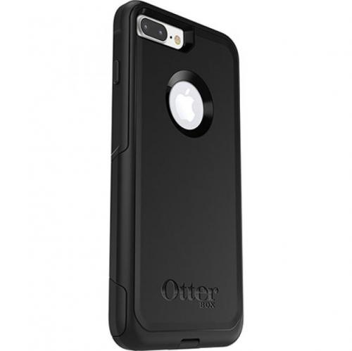 Made for Apple iPhone 8/7/6S/6 Plus Case, [Black] Commuter Series Hybrid Hard Cover Case by Otterbox