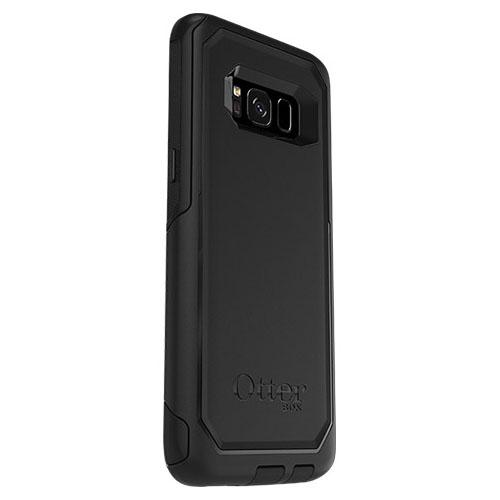 Samsung Galaxy S8 Otterbox Case, Otterbox [Black] Commuter Series Hybrid Hard Cover Case