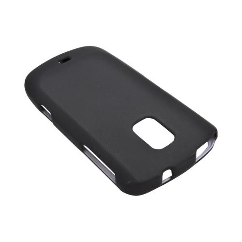 OEM MultiPro Samsung Galaxy S Lightray 4G Rubberized Hard Case - Black