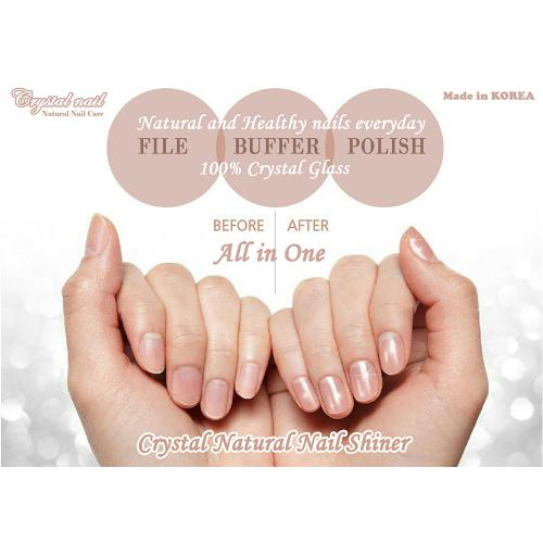 AccessoryGeeks.com | Crystal Natural Nail Shiner - Brilliant ...