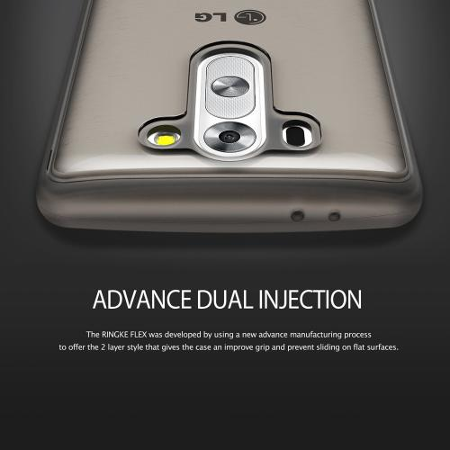 G3 Mini [Ringke] TPU Case - Premium Slim Protective Strong TPU Soft Gel Case w/ Free Screen Protector Included [Perfect Fitting LG G3 Mini Case]
