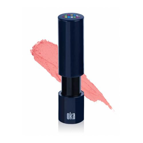 [K-Beauty] OKA Lipstick [Heavenly Haze-Nudie Pink #708]