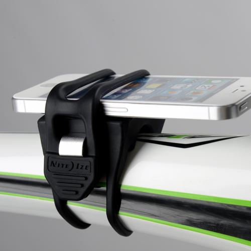 Nite Ize Handleband Smartphone Handlebar Mount (also works as a bottle opener)