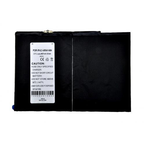 Apple iPad Air Battery, Internal Lithium-Polymer Replacement Battery [8827 mah] - A1484