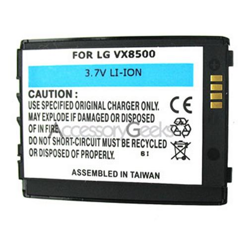 LG CHOCOLATE VX-8500 STANDARD BATTERY