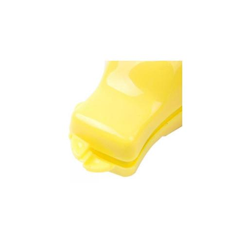 Banana Protector, Cute Banana Storage Box, Perfect for Freshness Preservation, Vents on Side [Yellow]