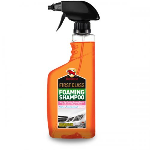 Bullsone First Class Foaming Shampoo - Concentrated Foam Cleans Car Surfaces Safely And Efficiently!