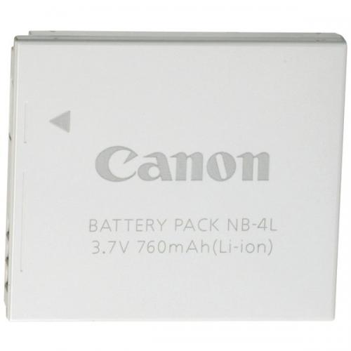CANON 9763A001AA CANON NB-4L REPLACEMENT BATTERY