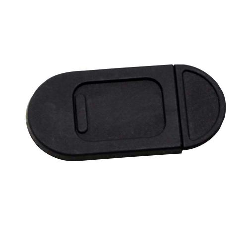 Webcam Cover, Black Slider Webcam/ Phone Camera Cover - [1 Piece] Covers Camera for Privacy and Security!
