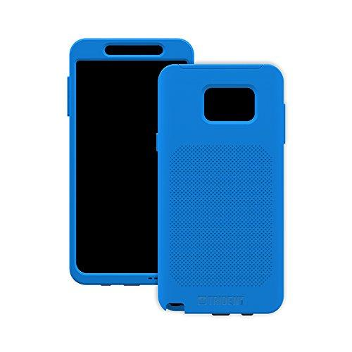 Samsung Galaxy Note 5,Trident [Blue] Aegis Pro Series Slim & Protective Durable Protective Dual Layer Hybrid Case w/ Free Screen Protector