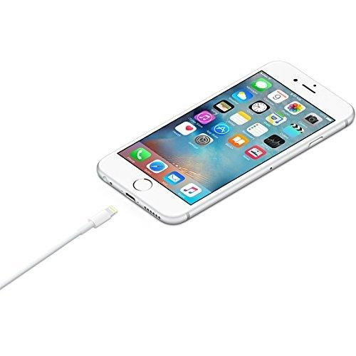 [Apple] Lightning to USB Charge & Sync Data Cable [1M/ 3 FT] - MD818ZM/A