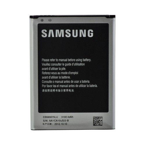 Original Samsung Replacement Battery for Samsung Galaxy Note 2 (3100 mAh)