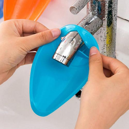 Faucet Extender, [Blue] Water Tap Extension For Kids - Makes Washing Hands Easy & Fun!