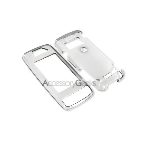 LG Voyager Hard Case - Transparent Smoke