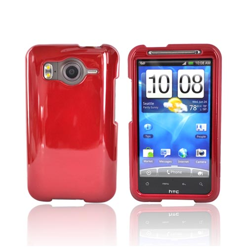 HTC Inspire 4G Hard Case - Red