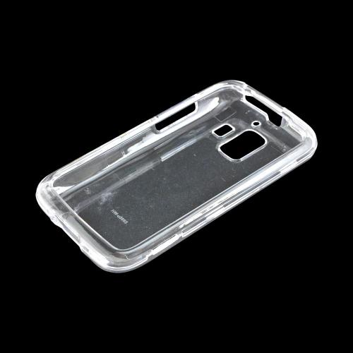 AT&T Huawei Fusion 2 U8665 Hard Case - Transparent Clear
