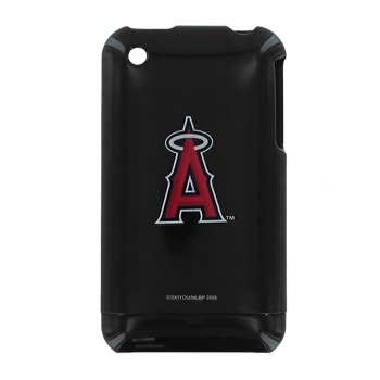 MLB Licensed Apple iPhone 3g Hard Case - Los Angeles Anaheim Angels
