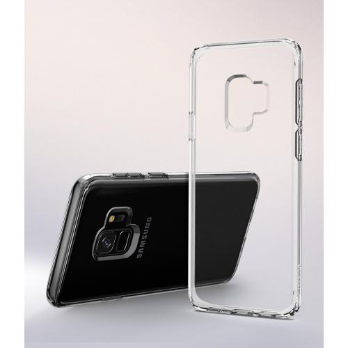 [Samsung Galaxy S9 PLUS] Redshield Crystal Clear Back Bumper Case with Flexible Border [CLEAR]