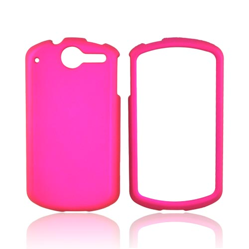 AT&T Impulse 4G Rubberized Hard Case - Rose Pink