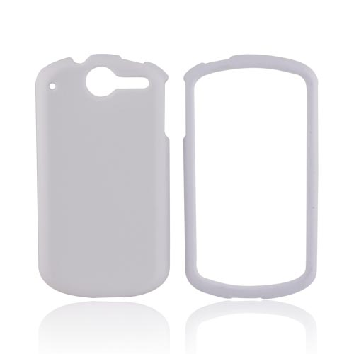 AT&T Impulse 4G Rubberized Hard Case - Solid White