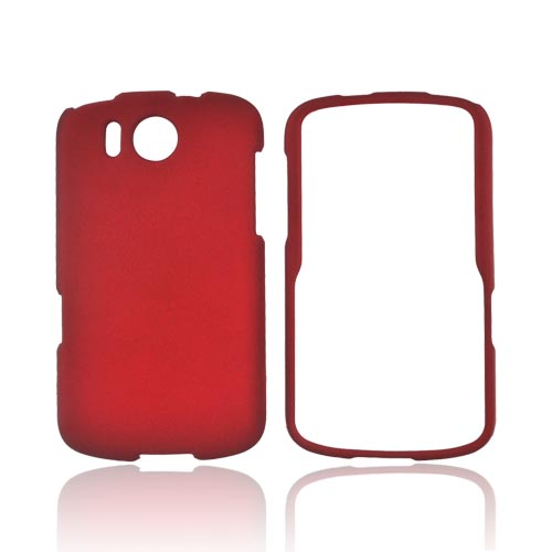 Sprint Express Rubberized Hard Case - Red