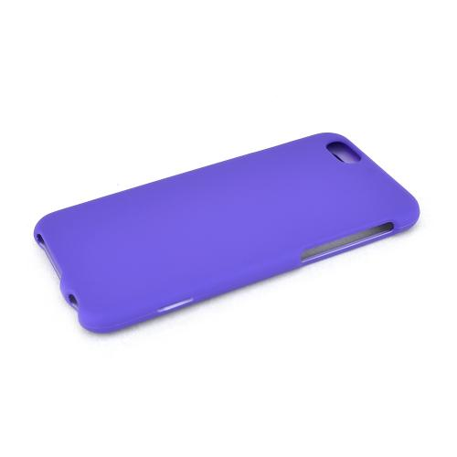Made for Apple iPhone 6/ 6S Case,  [Purple]  Slim & Protective Rubberized Matte Finish Snap-on Hard Polycarbonate Plastic Case Cover