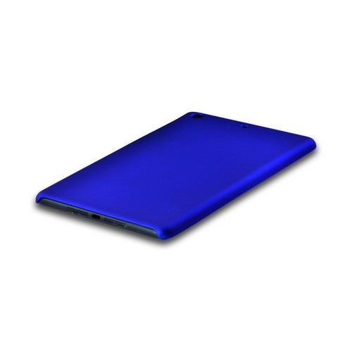 Made for Apple iPad Mini 1/2/3 Blue Rubberized Hard Case by Redshield