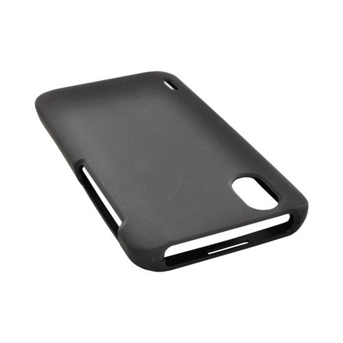 LG Marquee LS855 Rubberized Hard Case - Black