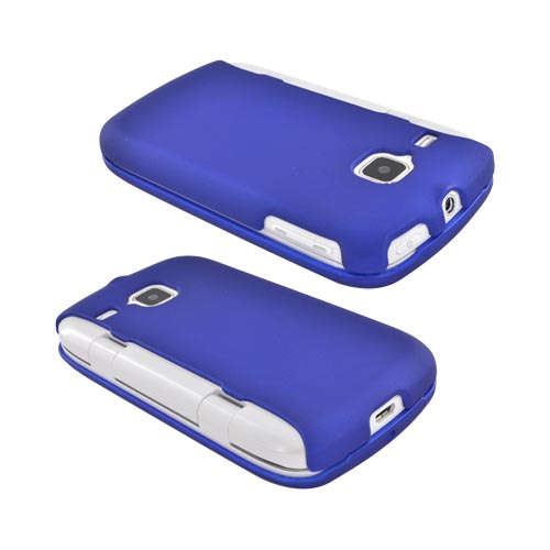 Samsung DoubleTime Rubberized Hard Case - Blue