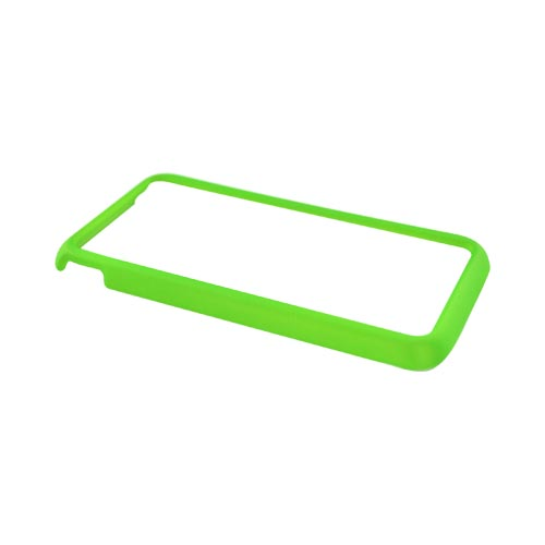HTC Arrive Rubberized Hard Case - Neon Lime