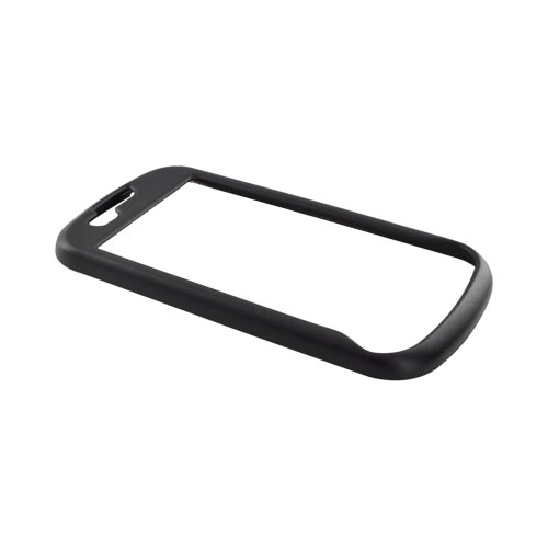 Luxmo Samsung Craft R900 Rubberized Hard Case - Black