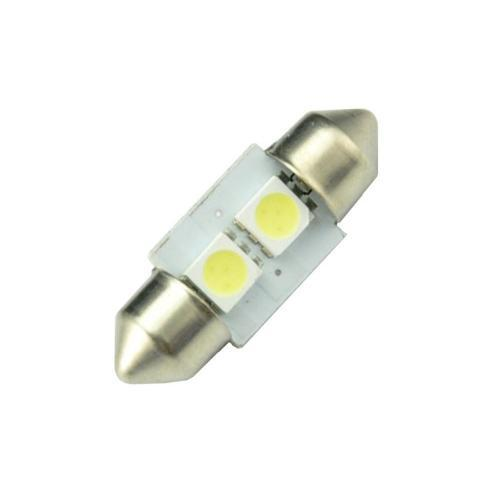 Festoon FS 36mm 2 SMD-5050 LED Light Lamp [Blue]