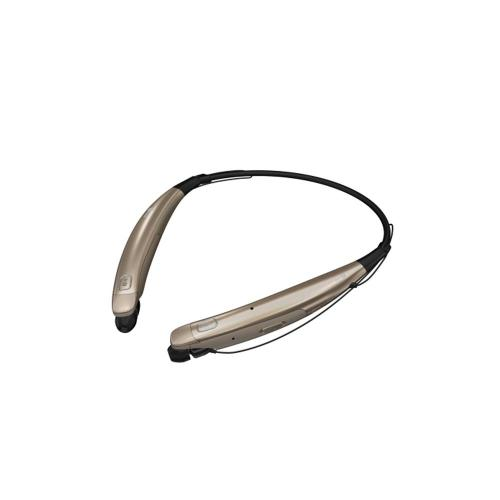 [LG] TONE PRO (HBS-770) Wireless Stereo Bluetooth Headset w/ Magnetic Ear Buds [Gold]