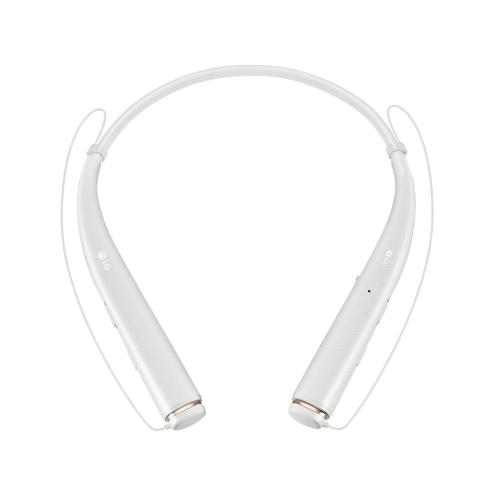 [LG] TONE PRO (HBS-780) Wireless Stereo Bluetooth Headset w/ Magnetic Ear Buds [White]