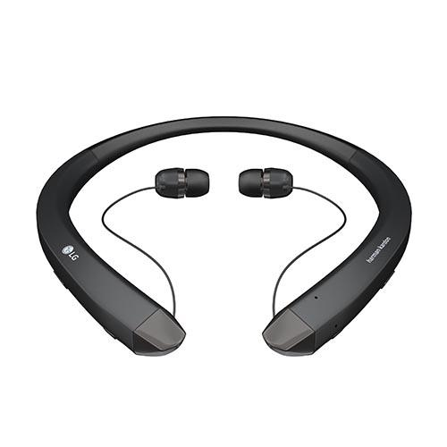[LG] TONE INFINIM (HBS-910) Wireless Stereo Bluetooth Headset w/ Retractable Ear Buds [Black]