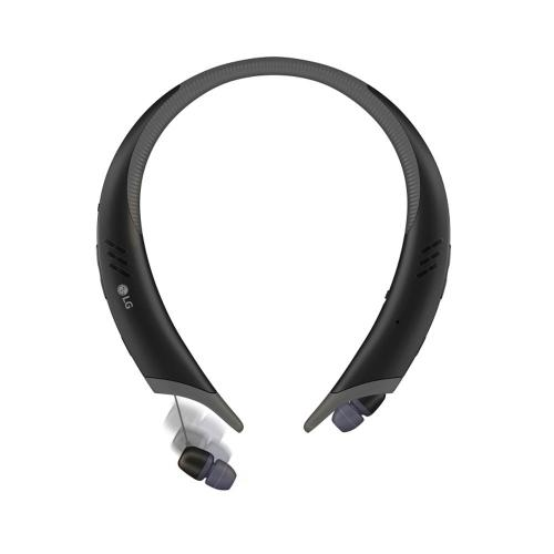 [LG] TONE Active+ (HBS-A100) Wireless Stereo Bluetooth Sweat Resistant Headset [Black/ Gray]