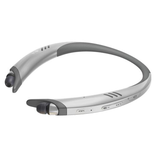 [LG] TONE Active+ (HBS-A100) Wireless Stereo Bluetooth Sweat Resistant Headset [Silver]