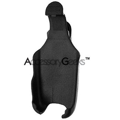 Kyocera K323 Swivel Belt Clip Holster - black