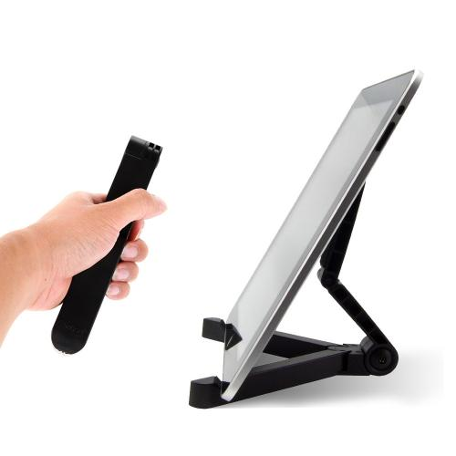 Original Arkon Universal Tablet Foldable Portable Tablet Stand Holder, IPM-TAB1 - Black