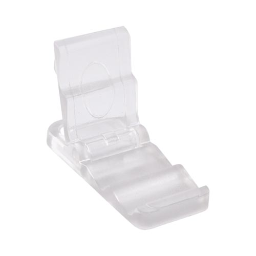 Portable Keychain Kick Stand - Clear