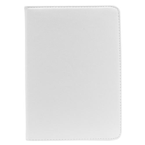 Made for Apple iPad Pro 2 (10.5 inch) Leather Case, [White] Slim Protective PU Leather Tablet Hard Case w/ Stand and Rotatable Shield by Redshield