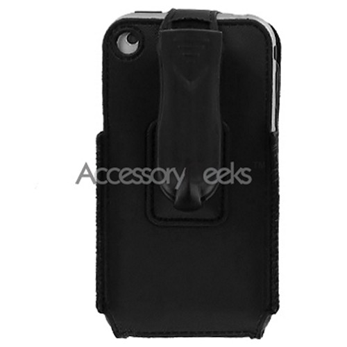 iPhone, iPhone 3G 3GS, Apple iPhone 4S, Verizon/AT&T iPhone 4 Nylon Case - All Black