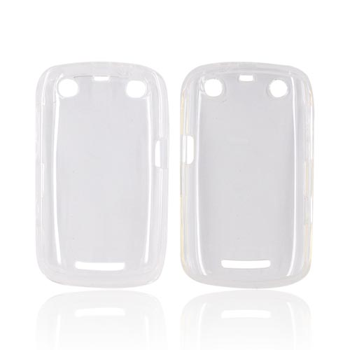 Blackberry Curve 9360/ Apollo Crystal Silicone Case - Clear
