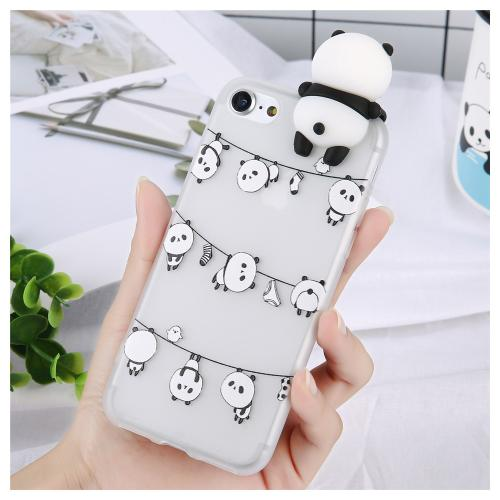 panda iphone 8 plus case